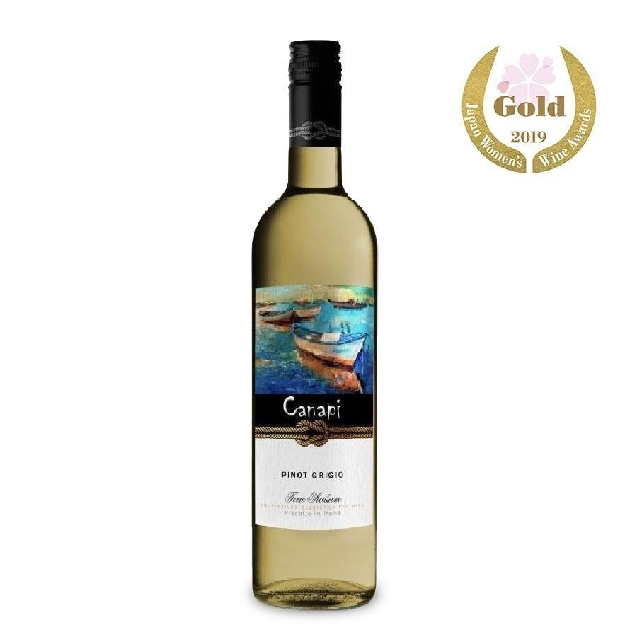 Pinot Grigio Terre Siciliane by Canapi 2018