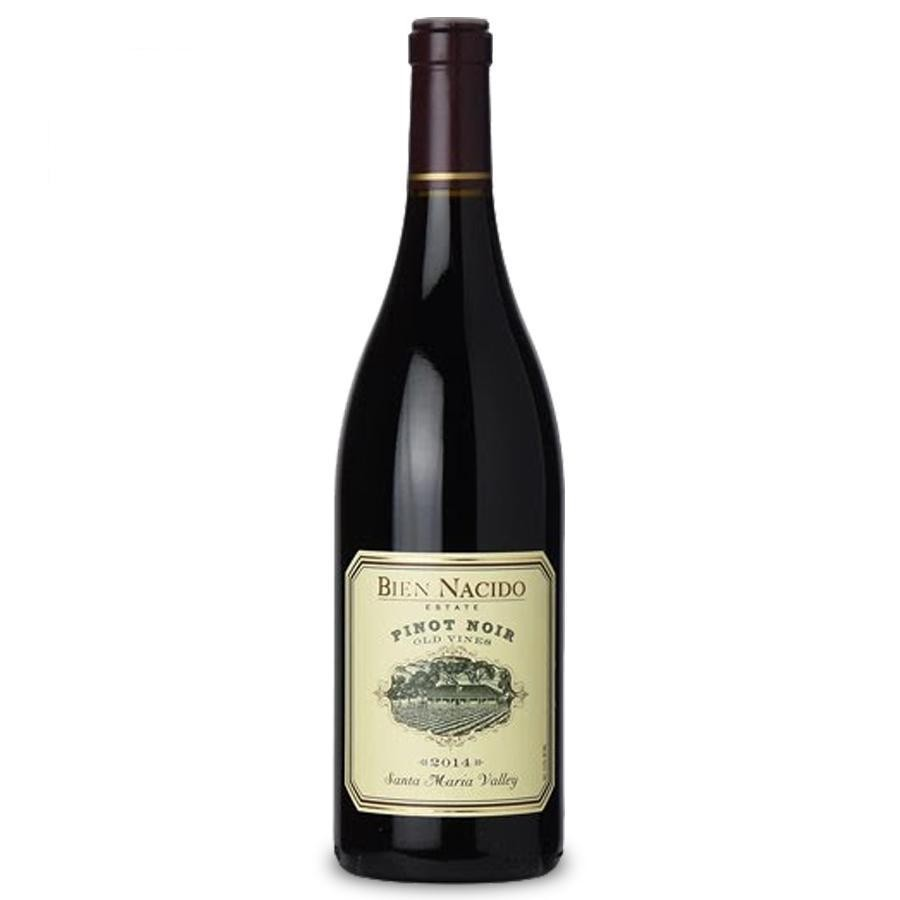 Pinot Noir by Bien Nacido Estate 2014
