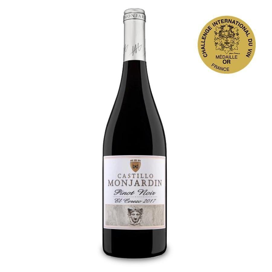 Pinot Noir El Cerezo by Castillo de Monjardin 2017
