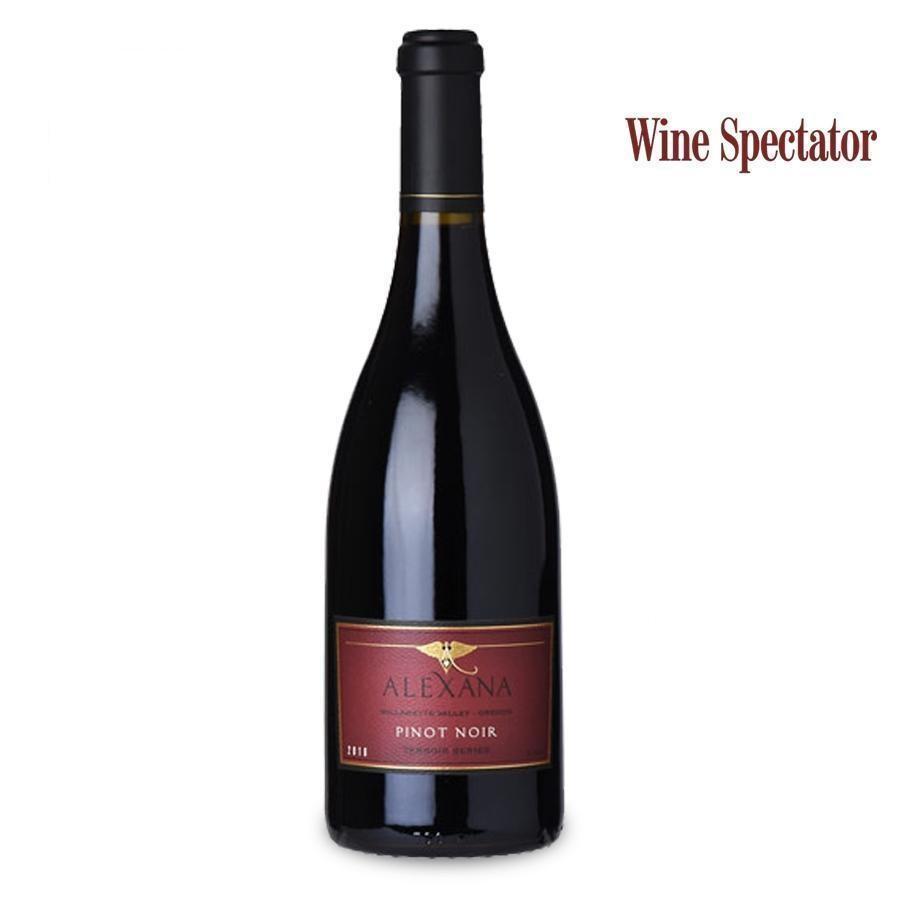 Pinot Noir Willamette Valley Terroir Series by Alexana 2016