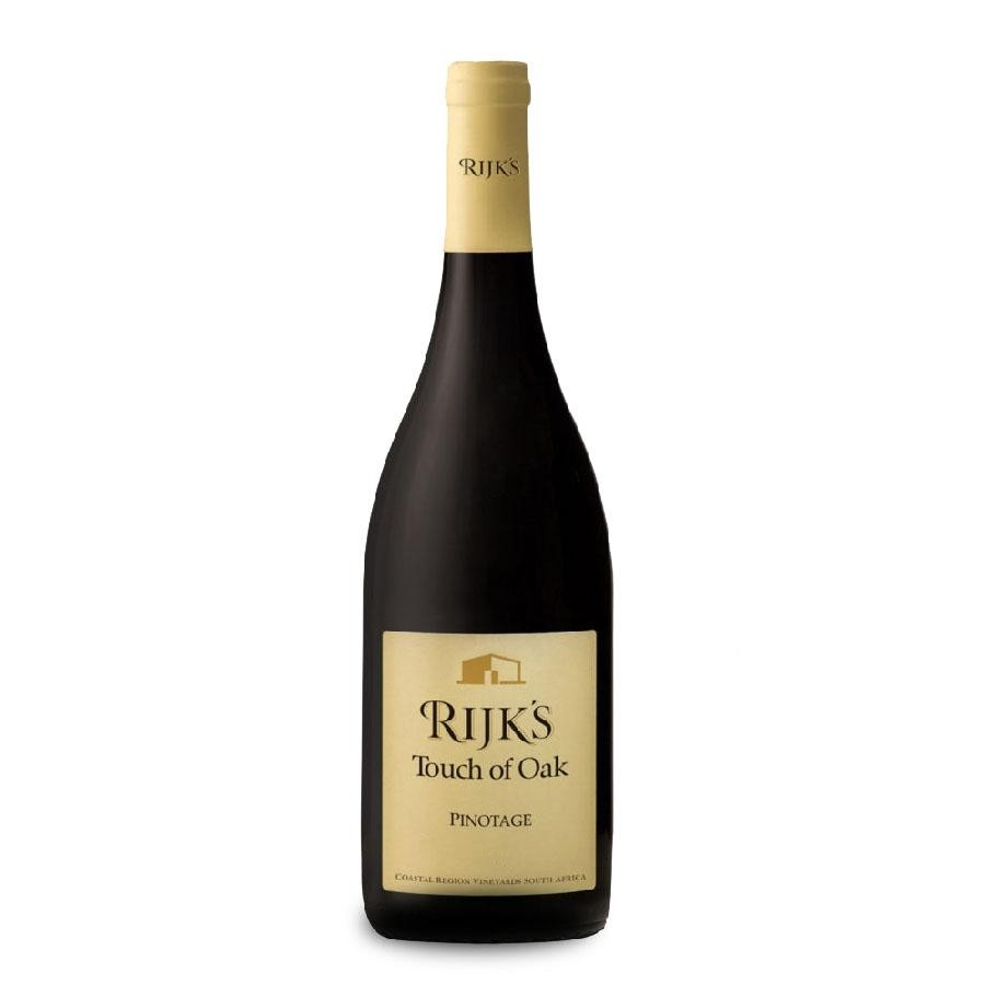 Pinotage Touch of Oak by Rijk's 2014