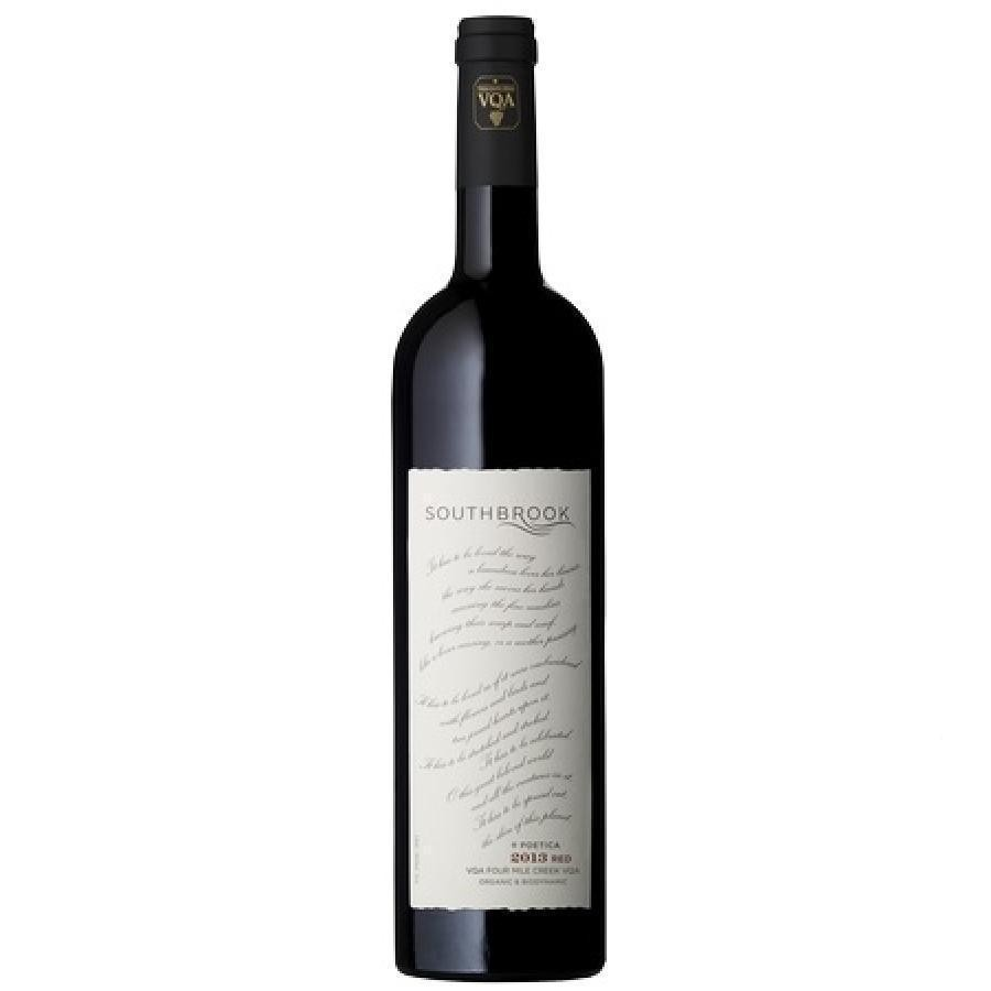 Poetica Red VQA by Southbrook Vineyards 2013