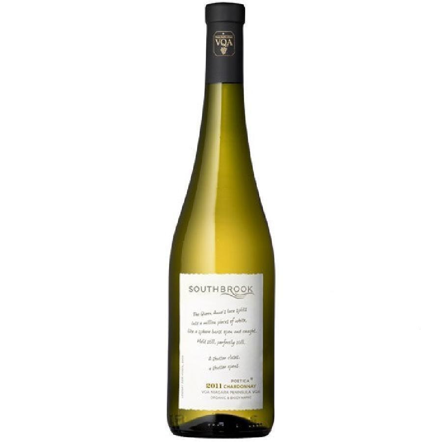 Poetica Chardonnay VQA by Southbrook Vineyards 2011
