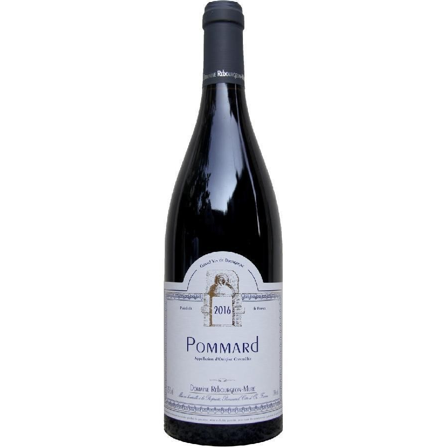 Pommard Villages by Domaine Rebourgeon-Mure 2016