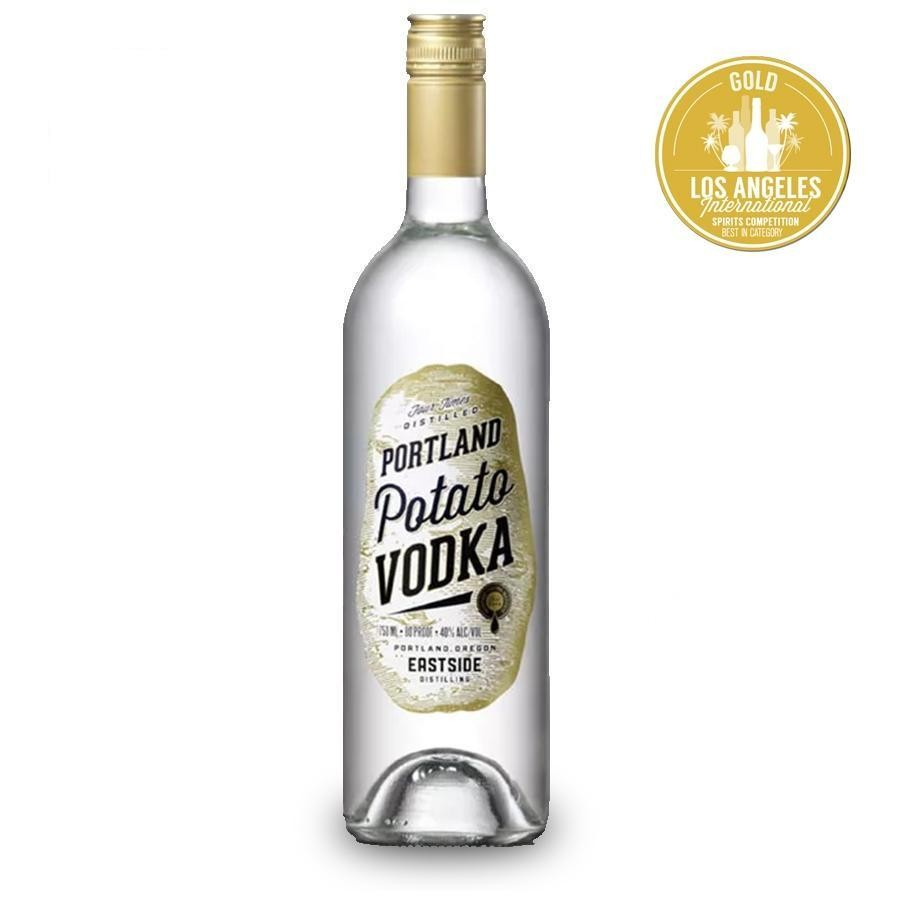 Portland Potato Vodka by Eastside Distilling