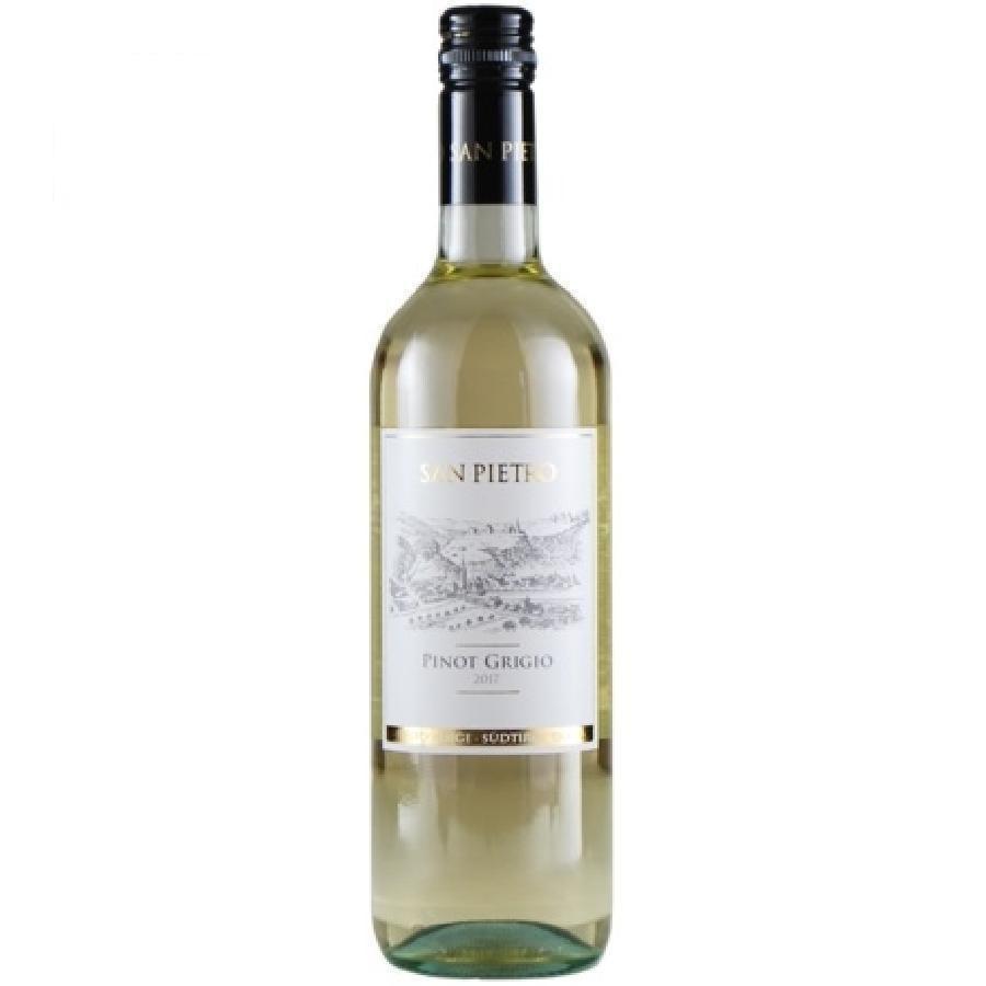 Pinot Grigio Trentino-Alto Adige by San Pietro 2017