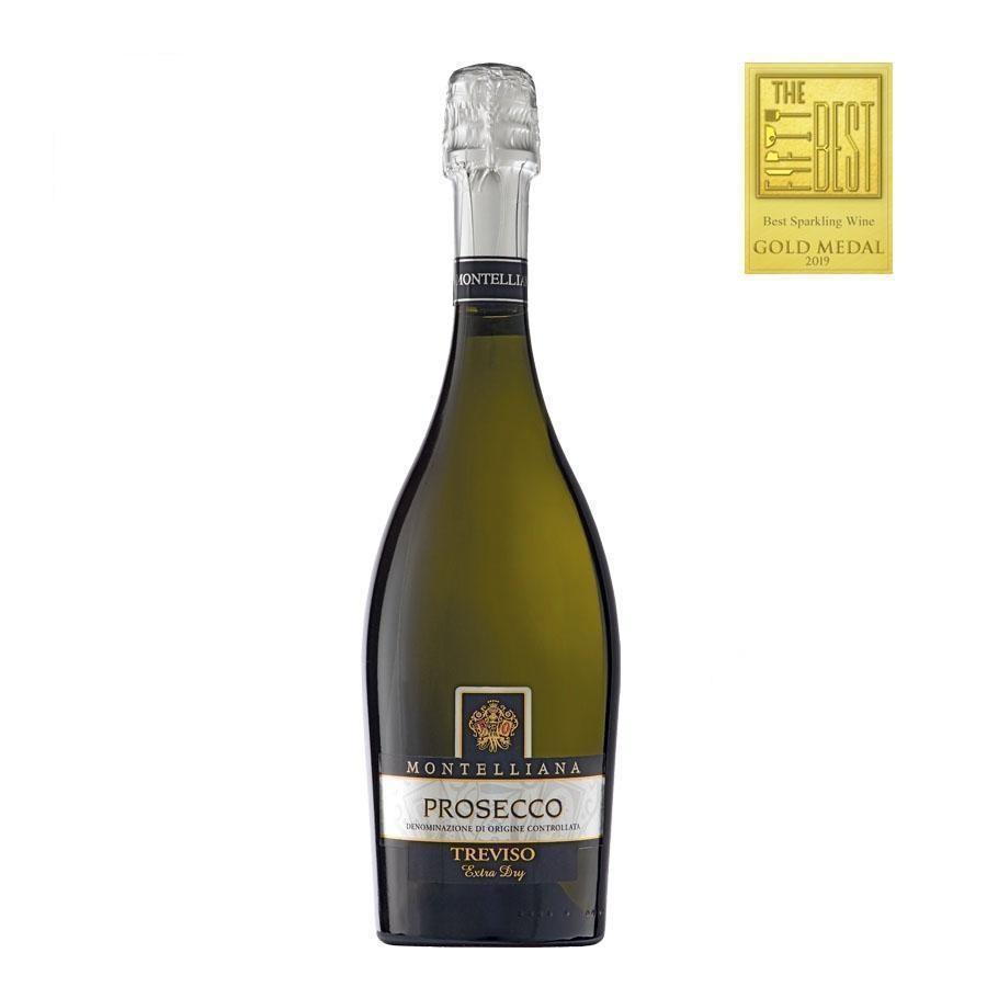 Prosecco DOC Treviso Extra Dry by Cantina Montelliana