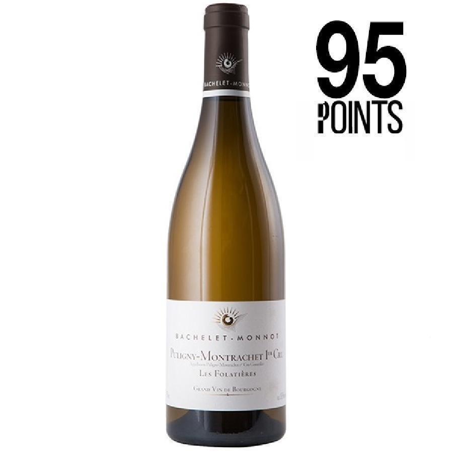 Puligny-Montrachet 1er Cru Les Folatieres by Domaine Bachelet-Monnot 2014