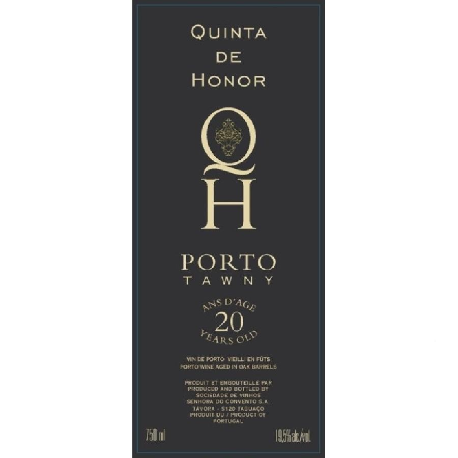 Quinta de Honor 20 Years Old Tawny Port by Quinta das Heredias
