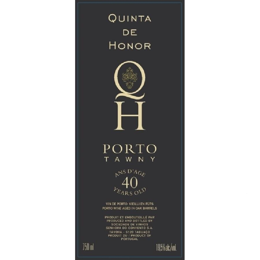 Quinta de Honor 40 Years Old Tawny Port by Quinta das Heredias