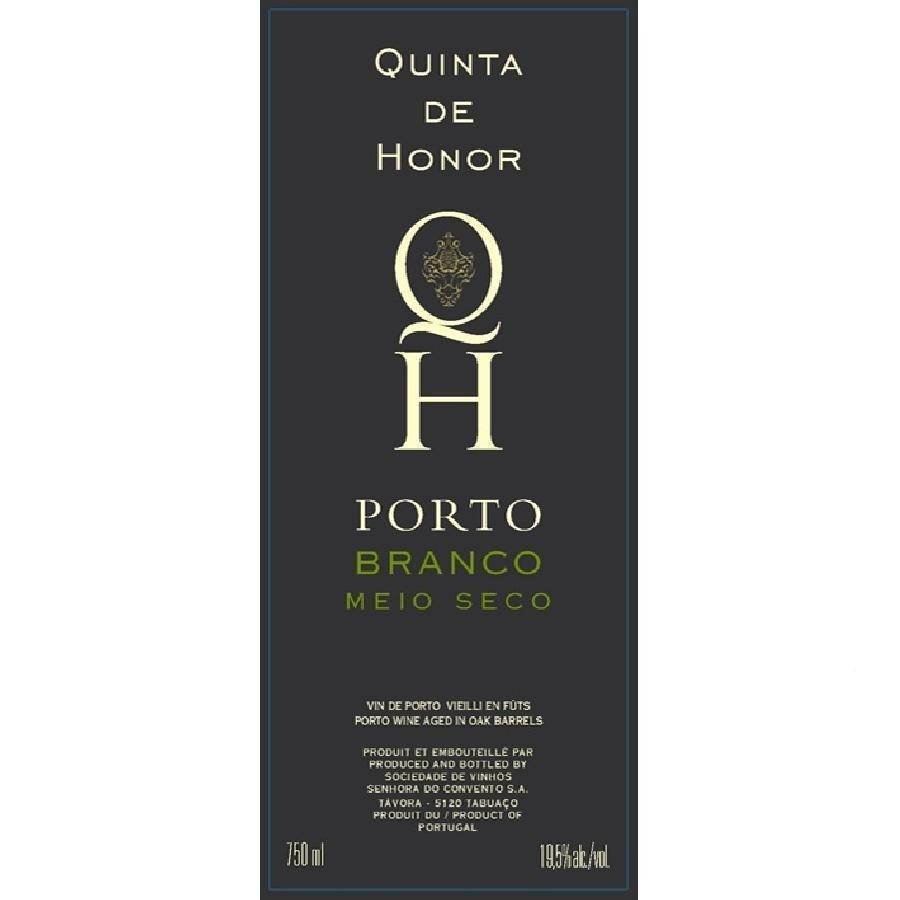 Quinta de Honor Medium Dry White Port by Quinta das Heredias