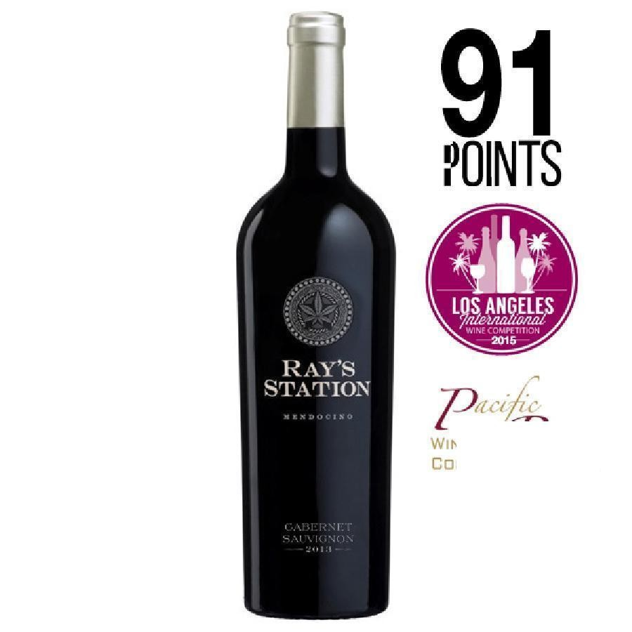 Cabernet Sauvignon Mendocino by Ray's Station Winery 2013