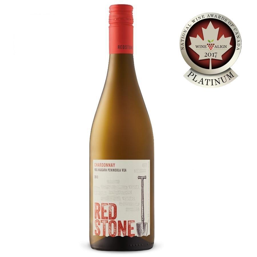 Redstone Chardonnay Select Vineyard VQA by Redstone Winery 2013