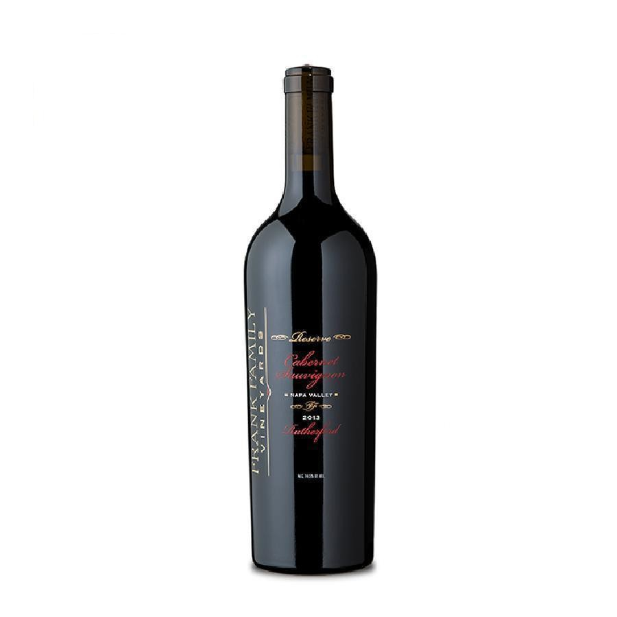 Reserve Cabernet Rutherford by Frank Family Vineyards 2014