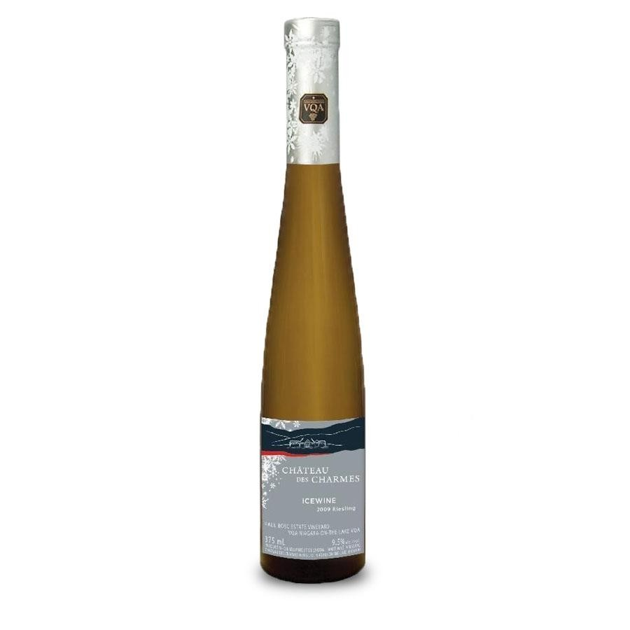 Riesling Icewine Paul Bosc Estate Vineyard VQA 2014 by Château Des Charmes 2009
