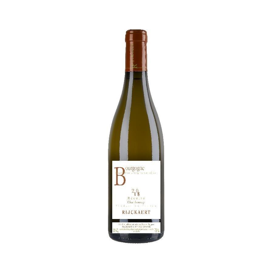 Bourgogne Blanc by Rijckaert 2018