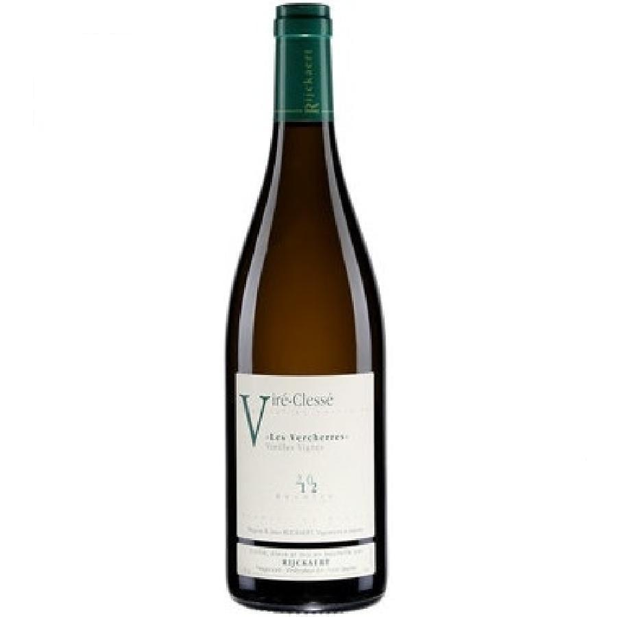 Vire-Clesse Les Vercherres Vieilles Vignes by Rijckaert 2014