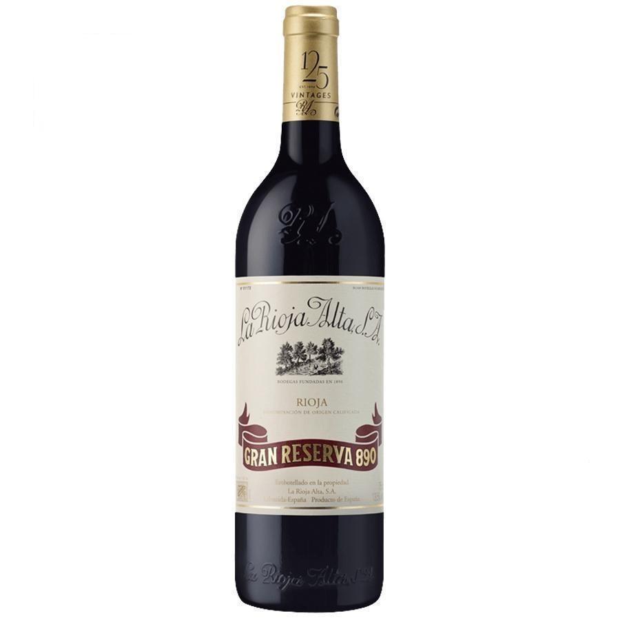 Rioja Gran Reserva 890 by La Rioja Alta 2005