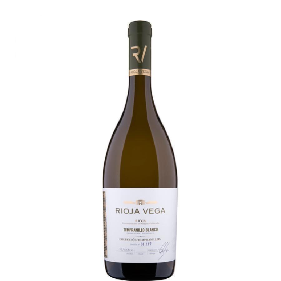Tempranillo Blanco by Rioja Vega 2018