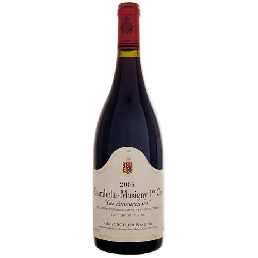 Chambolle-Musigny 1er Cru Les Amoureuses by Domaine Robert Groffier 2010