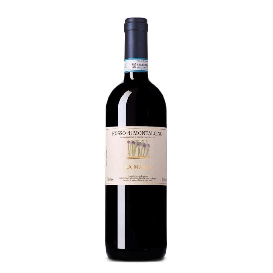 Rosso di Montalcino DOC by La Magia 2019