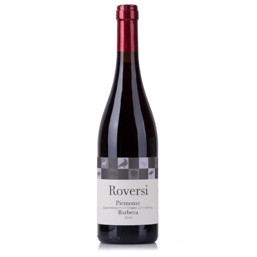 Roversi Barbera Piemonte DOC by Mondo del Vino 2017