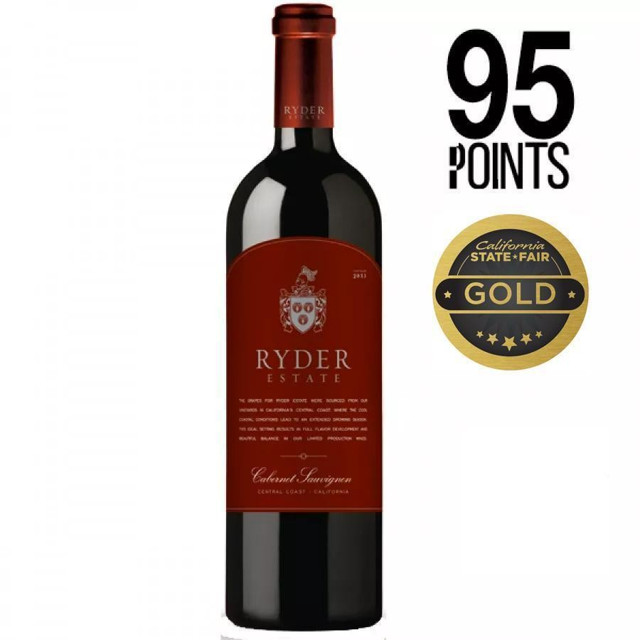 Cabernet Sauvignon Central Coast by Ryder Estate 2014