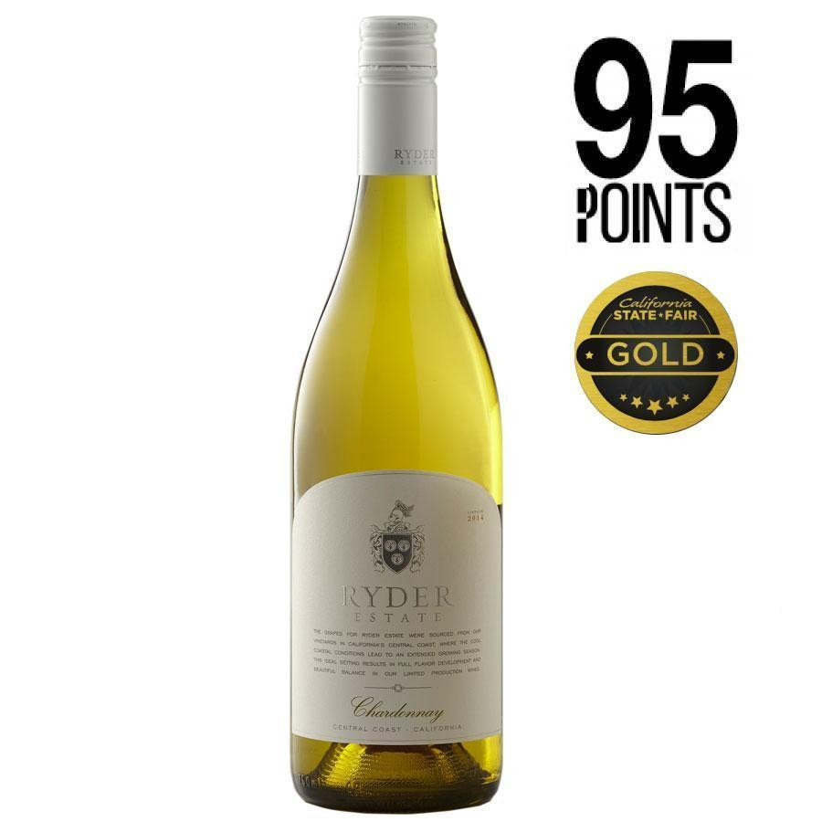 Chardonnay Central Coast by Ryder Estate 2015