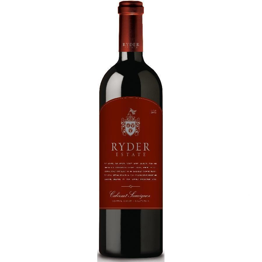 Cabernet Sauvignon Central Coast by Ryder Estate 2013