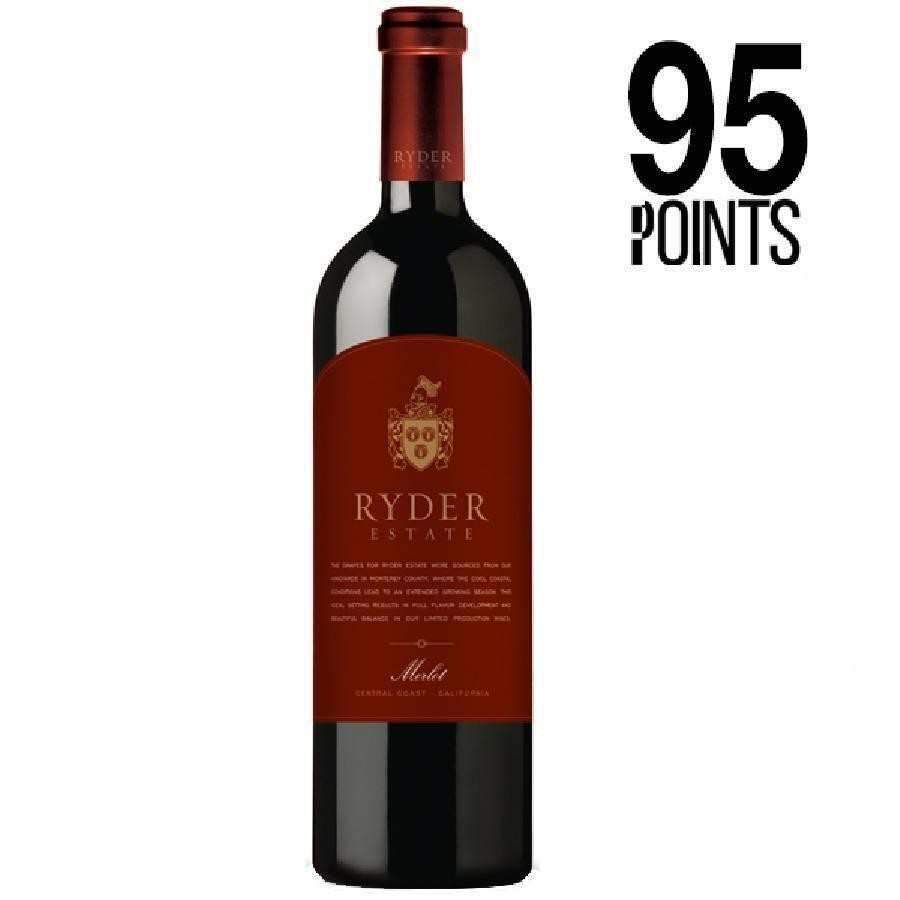 Merlot Central Coast by Ryder Estate 2014