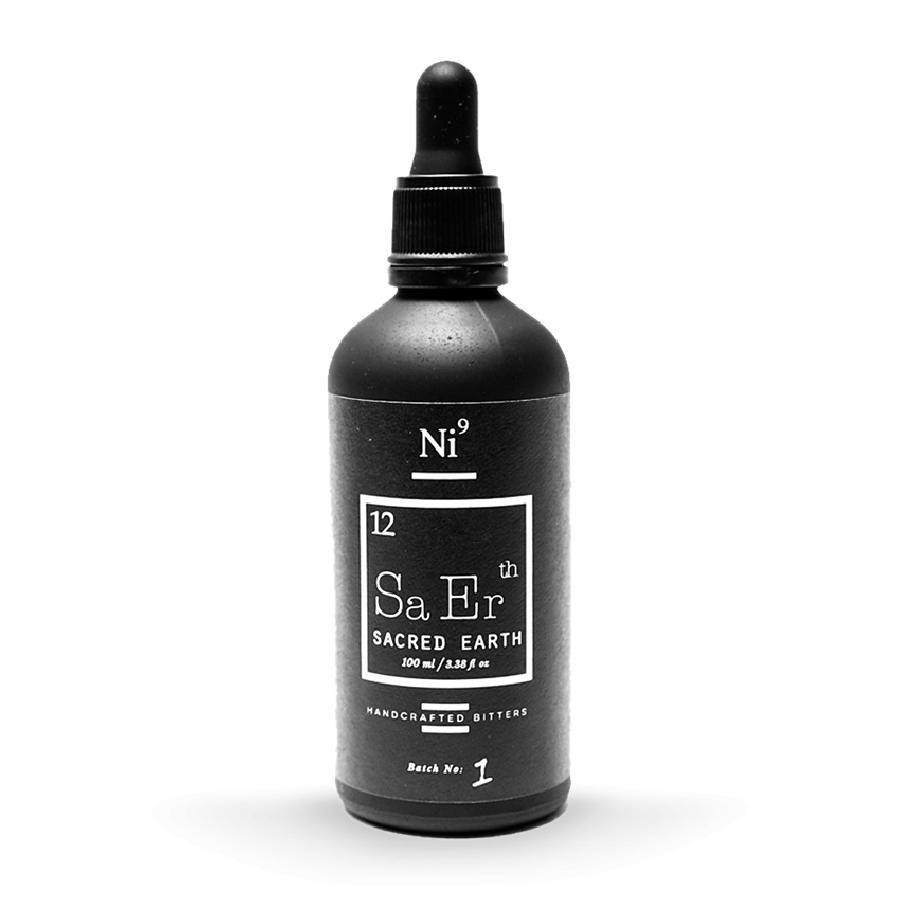 Ni9 Sacred Earth Cocktail Bitters 100mL by Nickle9