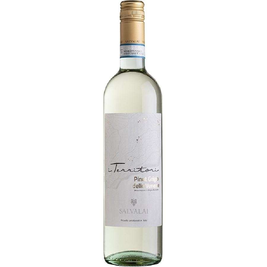 Pinot Grigio delle Venezie DOC by Cantine Salvalai 2019