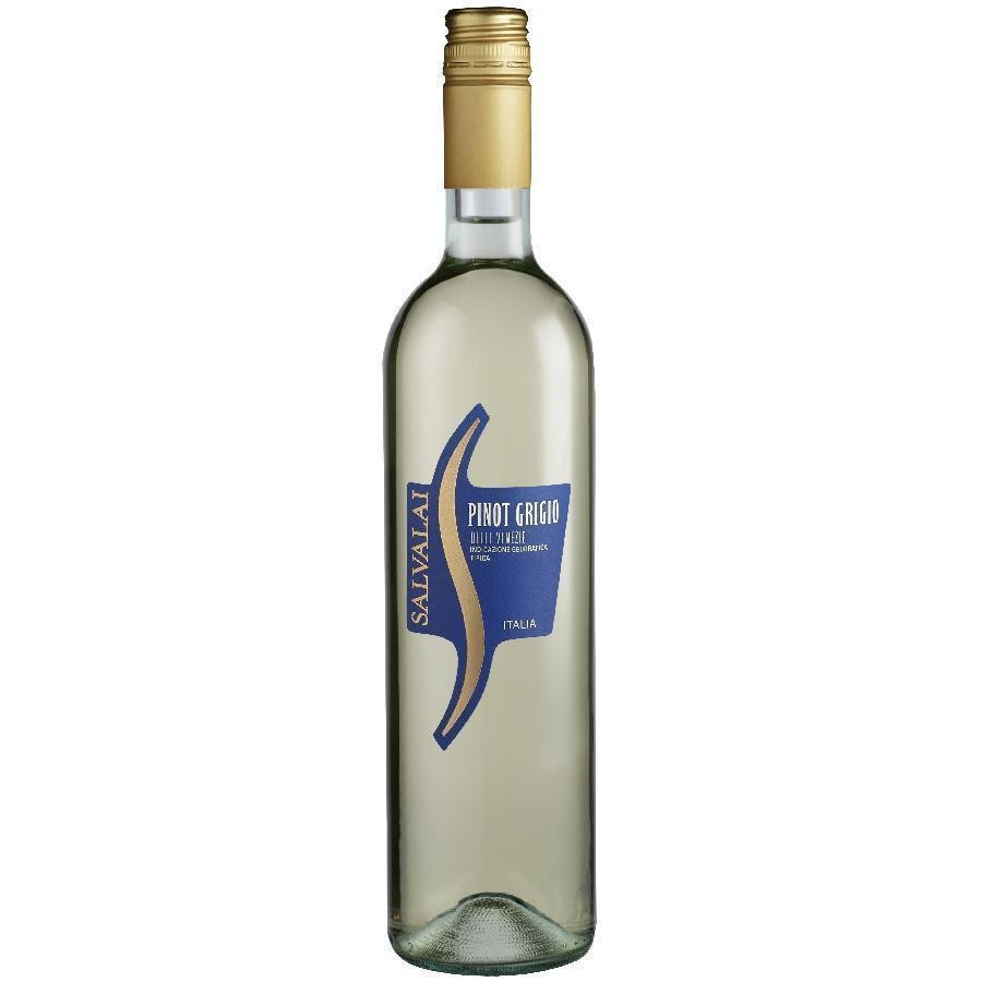 Pinot Grigio IGT delle Venezie by Cantine Salvalai 2017