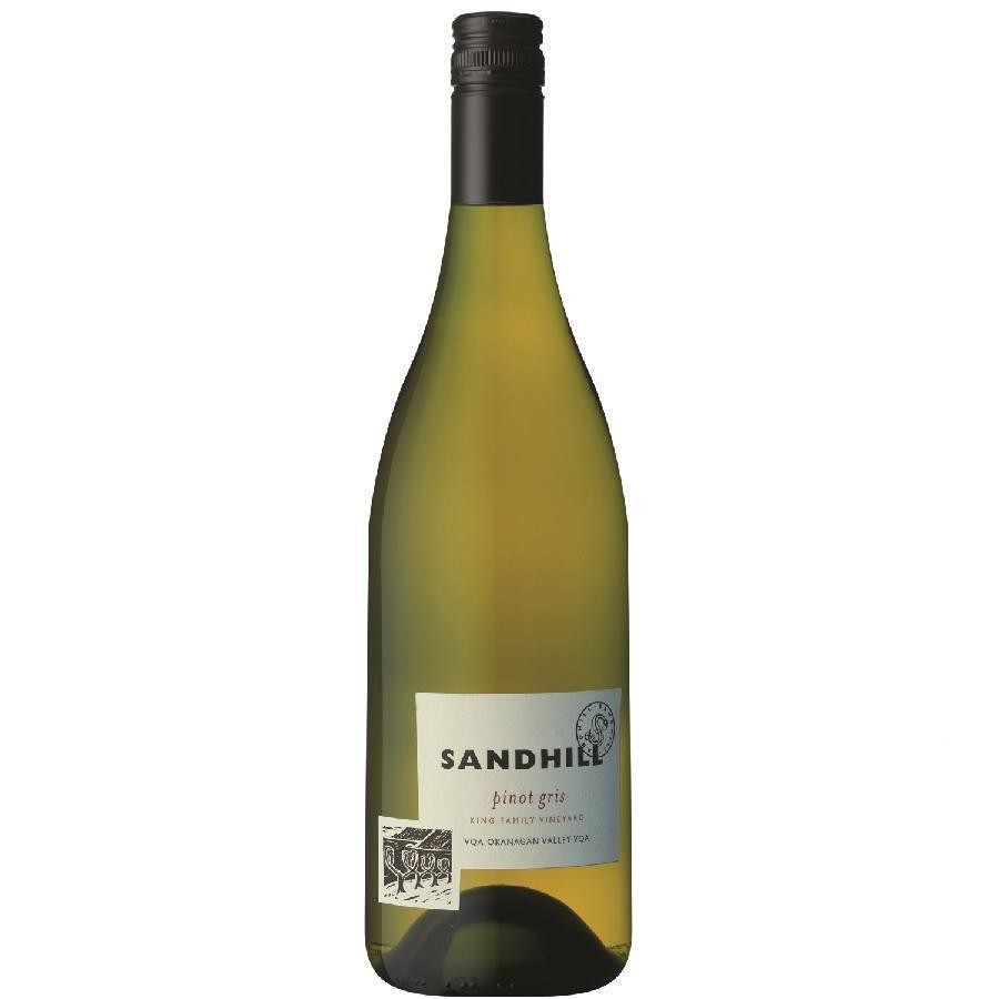 Pinot Gris King Family Vineyard by Sandhill Wines 2015