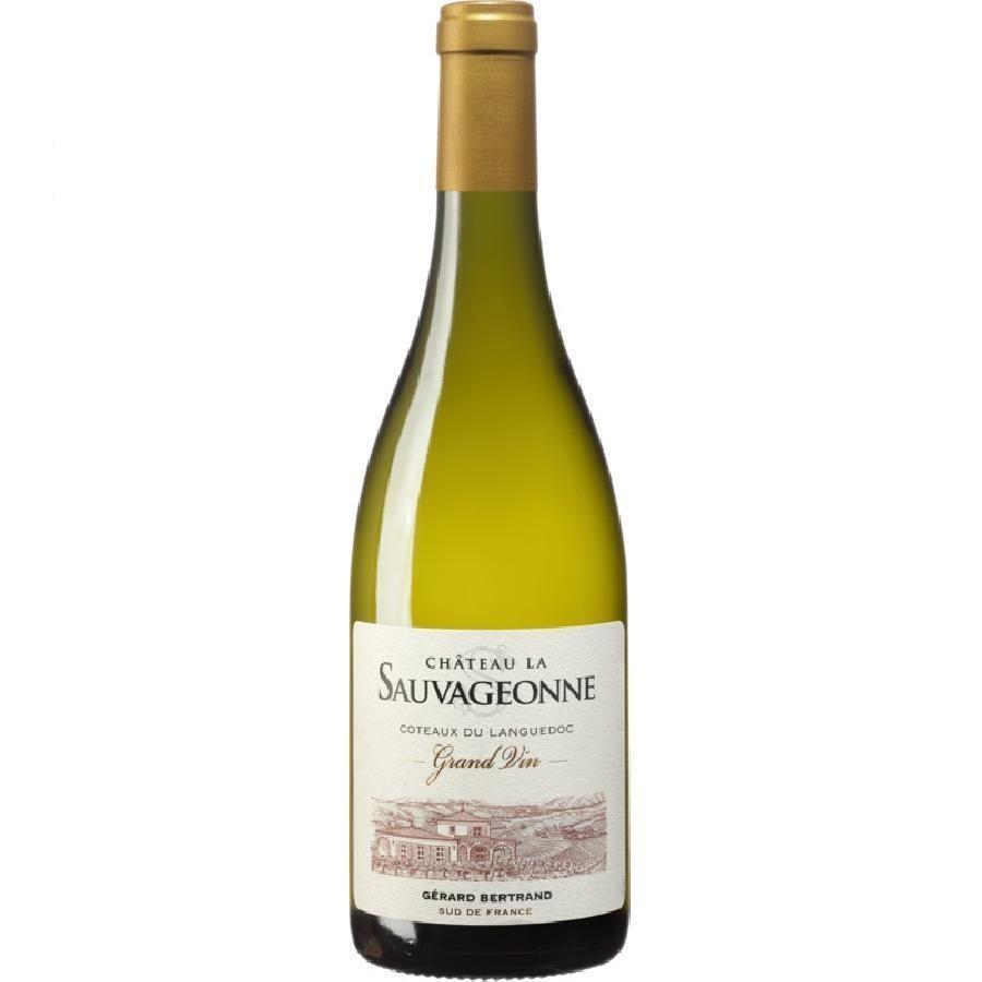 Chateau La Sauvageonne Grand Vin Blanc by Gerard Bertrand 2018