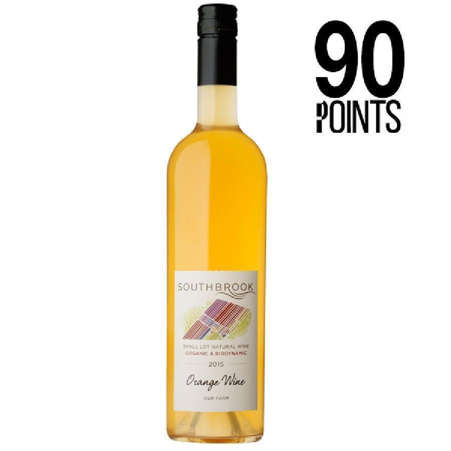Small Lot Natural Orange Wine by Southbrook Vineyards 2017