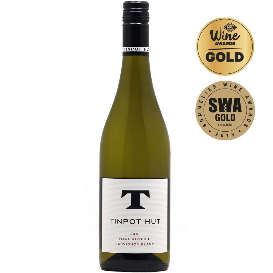 Malborough Sauvignon Blanc by Tinpot Hut 2018