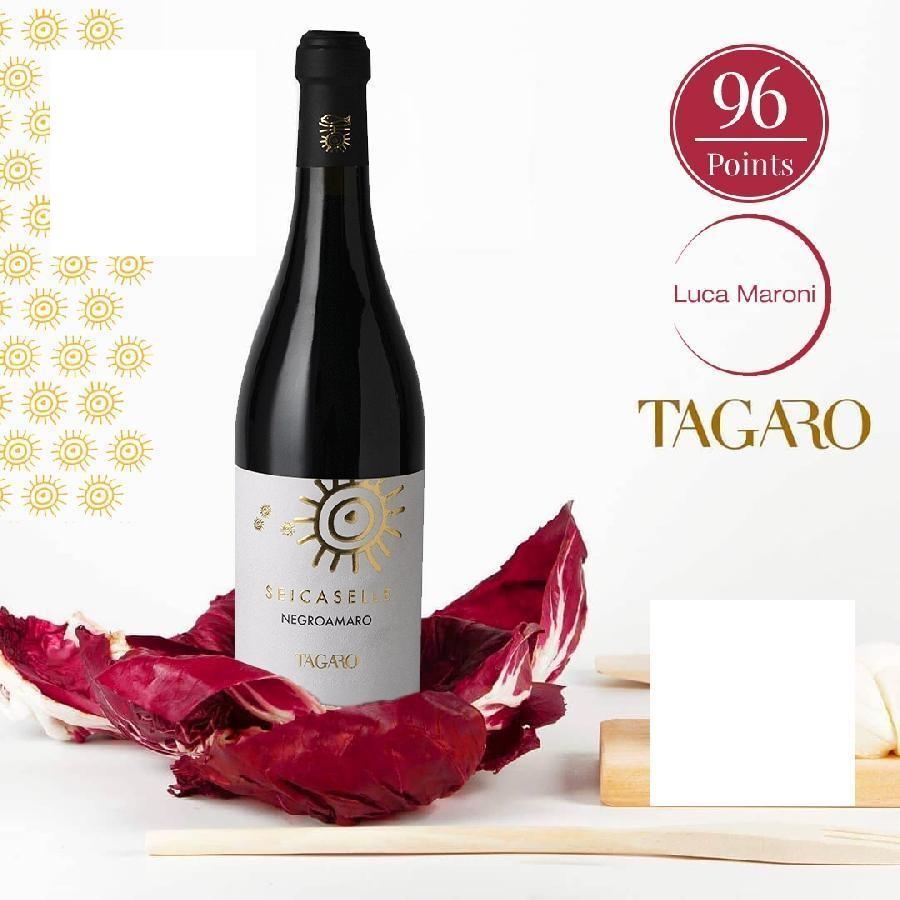 Seicaselle Negroamaro by Tagaro 2017