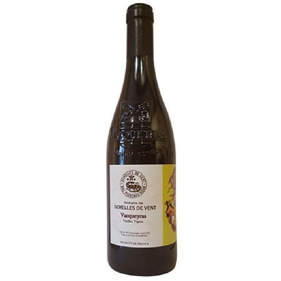Vacqueyras Vieilles Vignes by Domaine Les Semelles De Vent 2017