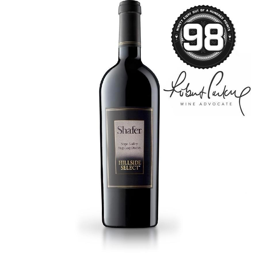 Cabernet Sauvignon Hillside Select Napa Valley by Shafer 2011