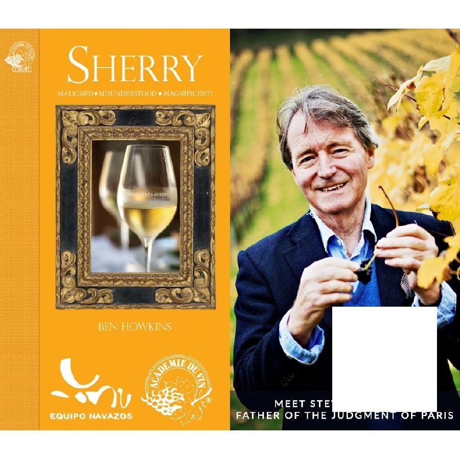 Academie du Vin Release of SHERRY Maligned, Misunderstood, Magnificent! at One Restaurant, Yorkville - General Admission (Thurs. Mar, 12)
