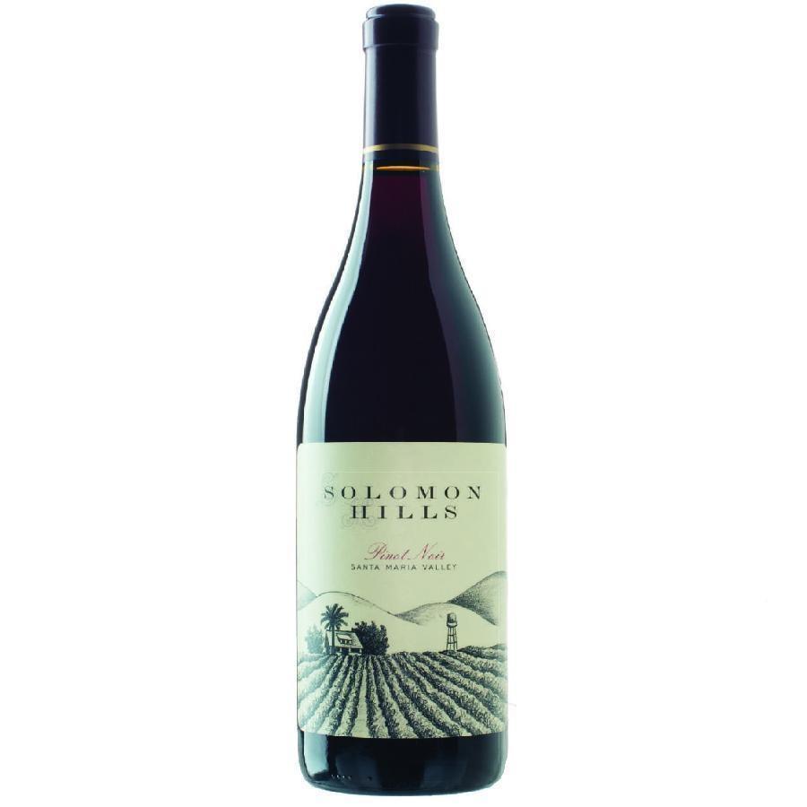 Pinot Noir Santa Maria Valley by Solomon Hills Estate 2013