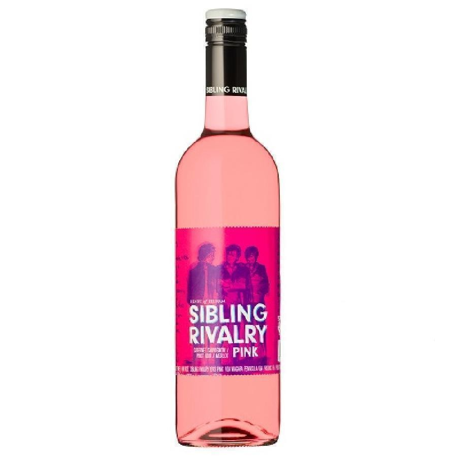 Sibling Rivalry Pink VQA by Henry Of Pelham 2014
