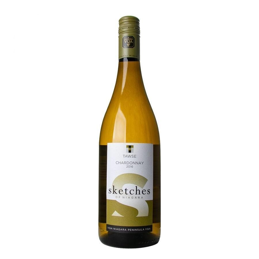Sketches Chardonnay by Tawse Winery 2018