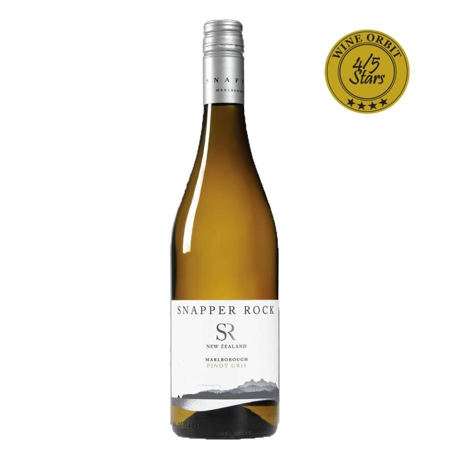 Pinot Gris Marlborough by Snapper Rock 2016