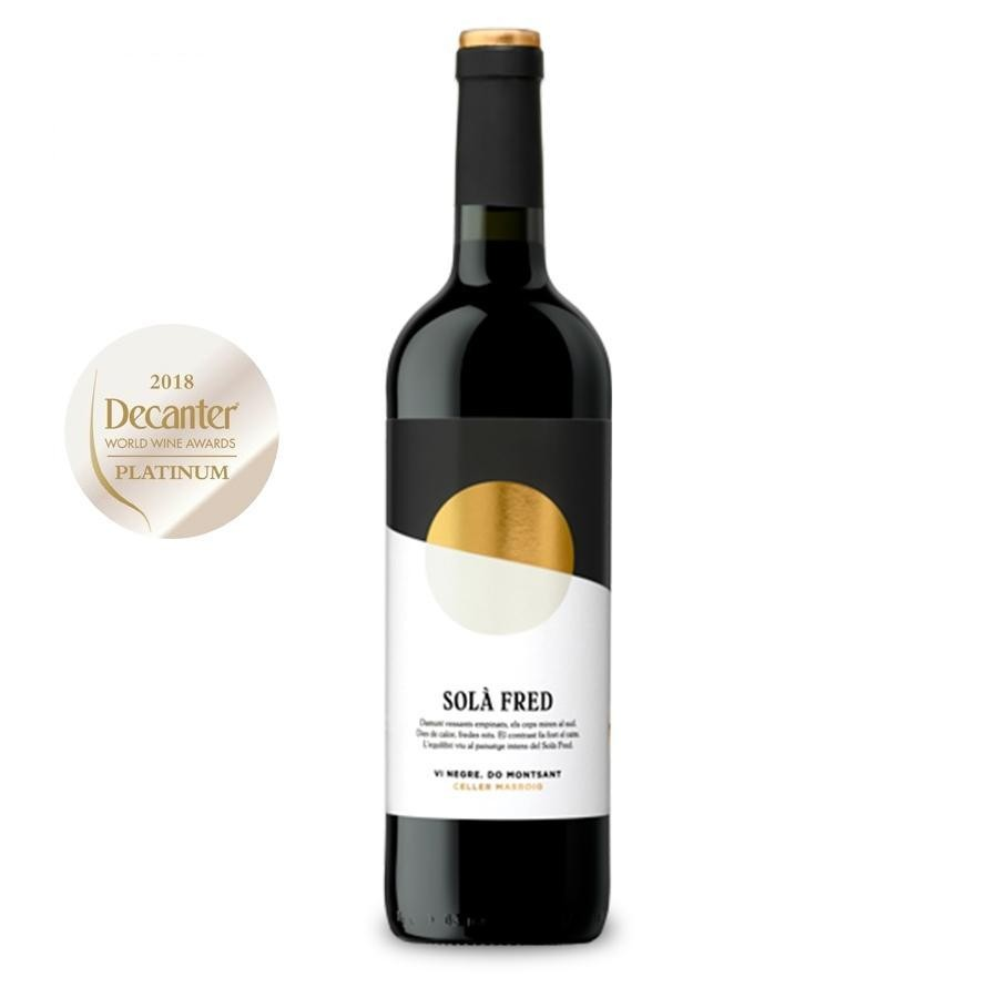 Sola Fred Montsant by Celler Masroig 2017