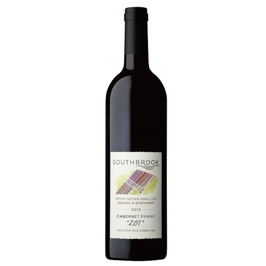 Estate Grown Small Lot Cabernet Franc 101 VQA by Southbrook Vineyards 2013