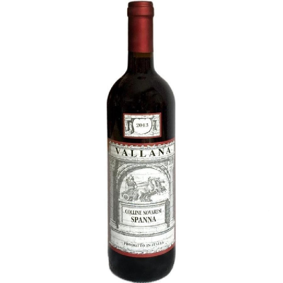 Spanna Colline Novaresi DOC by Vallana Wines 2013