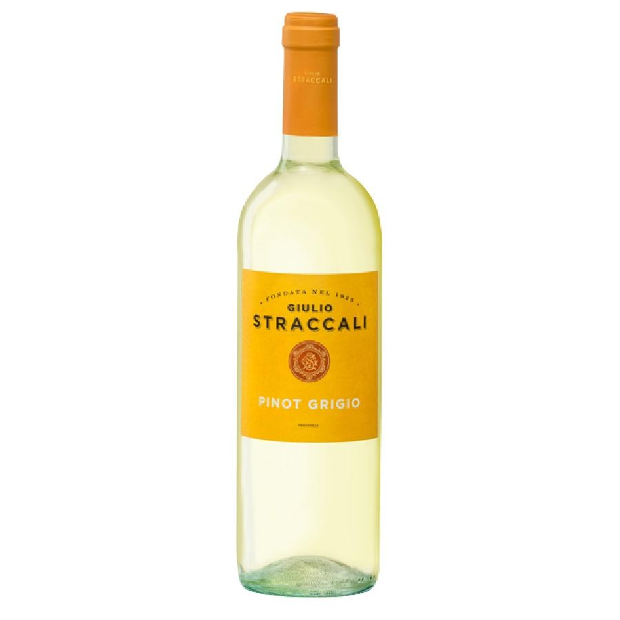 Pinot Grigio by Straccali 2018