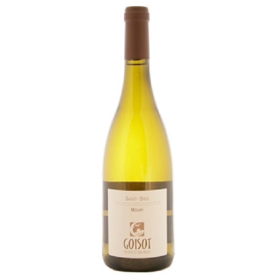 Saint Bris 'Moury' Sauvignon Blanc by Guilhem & J-Hugues Goisot 2019